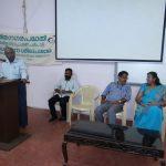 Bhoomitrasena club training programme on 22nd November 2014
