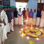 Onam Greetings from Principal Dr M R Sudarsanakumar