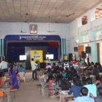 Campus literary quiz conducted by Mathrubhumi